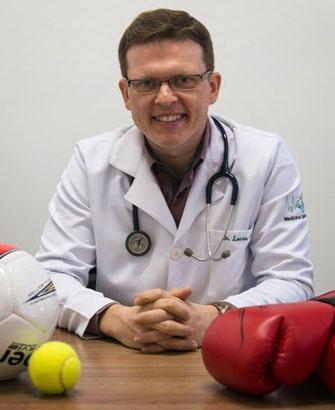 Clínica de Medicina Esportiva em Santos